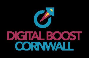 Digital Boost Cornwall Logo