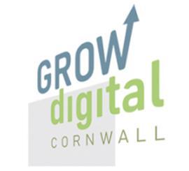 Grow Digital Cornwall logo